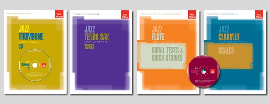 ABRSM Jazz series